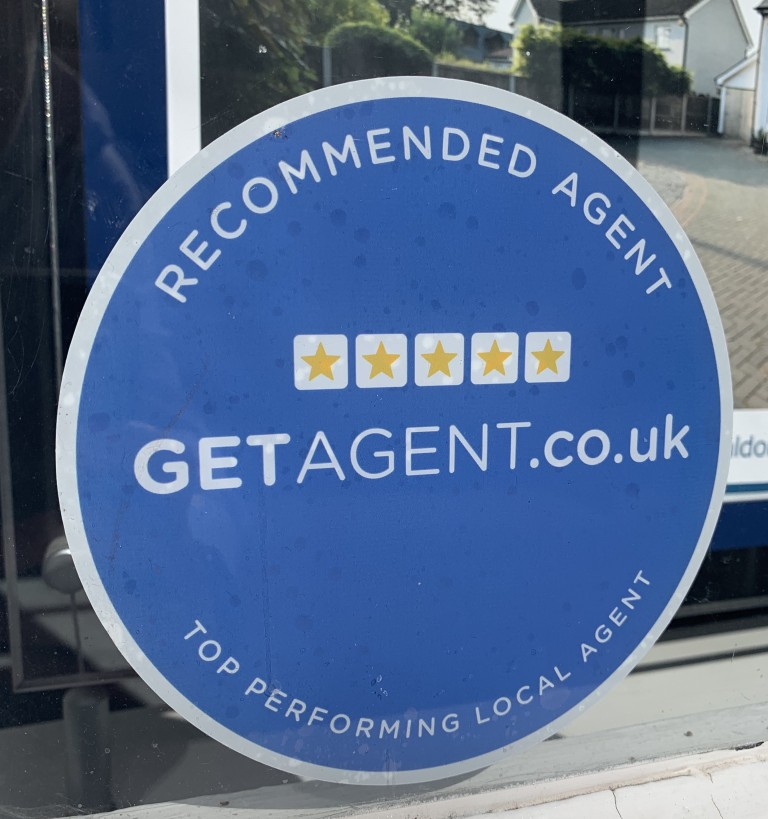 GETAGENT.co.uk recommended agent