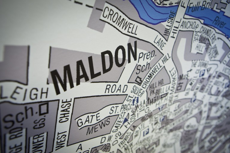 Maldon voted the 5th best place to live in Britain!